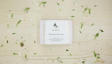 蠶絲蛋白乳霜皂3